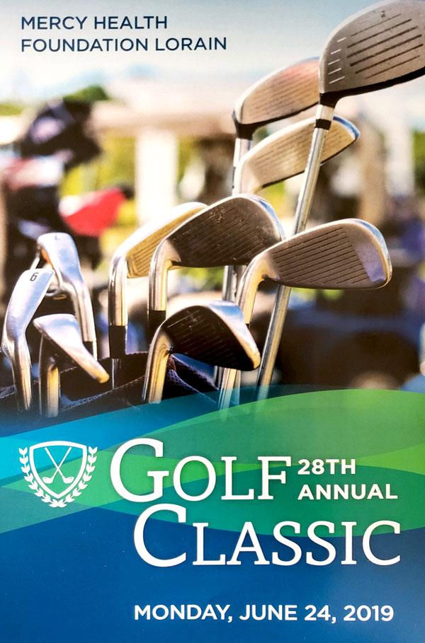 Mercy Health Foundation Lorain 28th Golf Classic